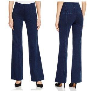 Lysse Wide Leg Pull On Jeans Pants